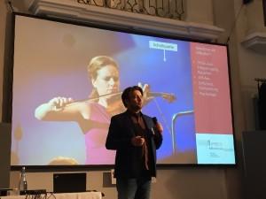 Helmut Wittek CEO Schoeps