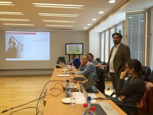 Helmut Wittek from Schoeps joins ORPHEUS meeting