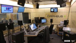 BBC ORPHEUS Studio London