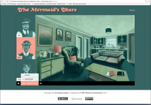 BBC Radio Drama: The Mermaid's Tears