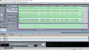 Sequoia screenshot of BR pilot demo piece
