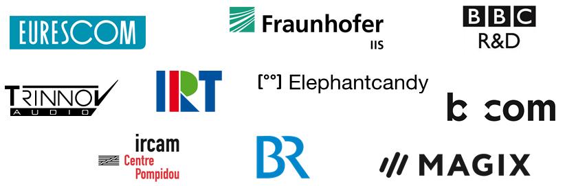 ORPHEUS partner logos